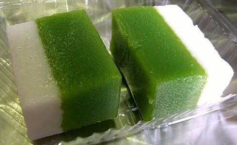 Traditional Malay Kuih Talam Secret Recipe ~ Singapore Food   Recipes