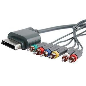 Original Microsoft Xbox 360 HD AV Component Cables - Xbox 360                                                                                                                                                                                 More
