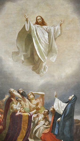 The Feast of the Ascension - Regina MagazineRegina Magazine