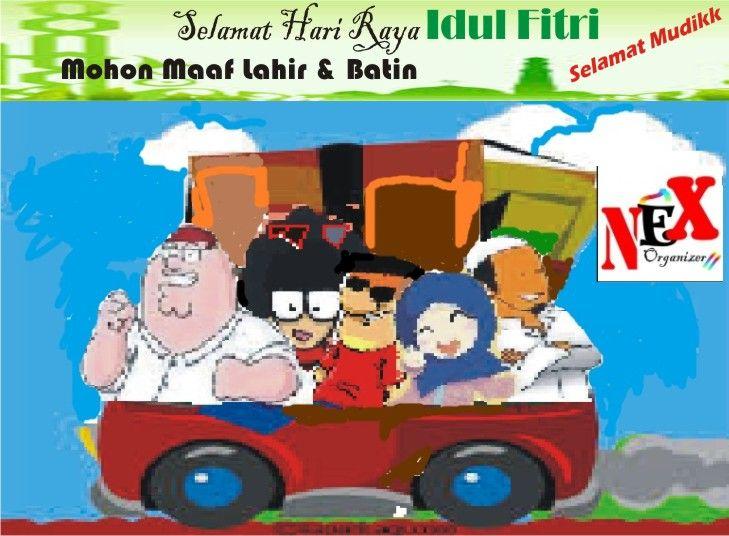 Happy Ied Mubarak Mohon maaf Lahir & Batin