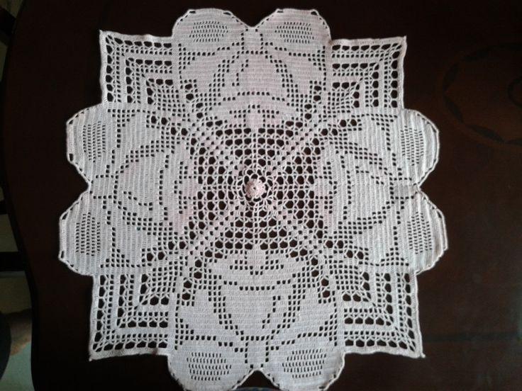 Christmas Bells Filet Crochet | crochet | Filet crochet ...