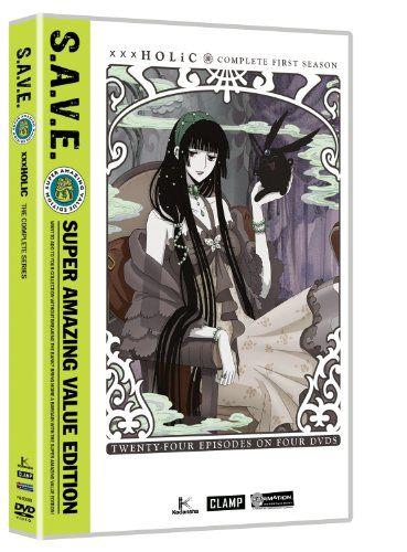 xxxHOLiC: S.A.V.E. Anime DVDs http://www.amazon.com/dp/B004GZZH9E/ref=cm_sw_r_pi_dp_Jnpeub1KW3F60