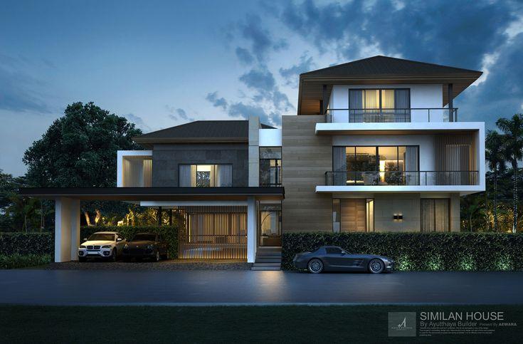 193 best y thailand designs images by arkitek axis on for Arkitek design house