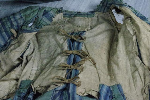 robe a la francaise 1778