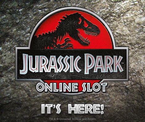 Jurassic Park™ online slot http://bit.ly/1AUmBQU