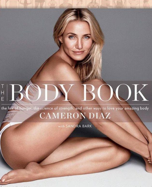 Cameron Diaz's book