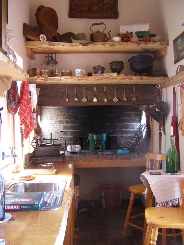 Necessity of the Cape - an indoor braai