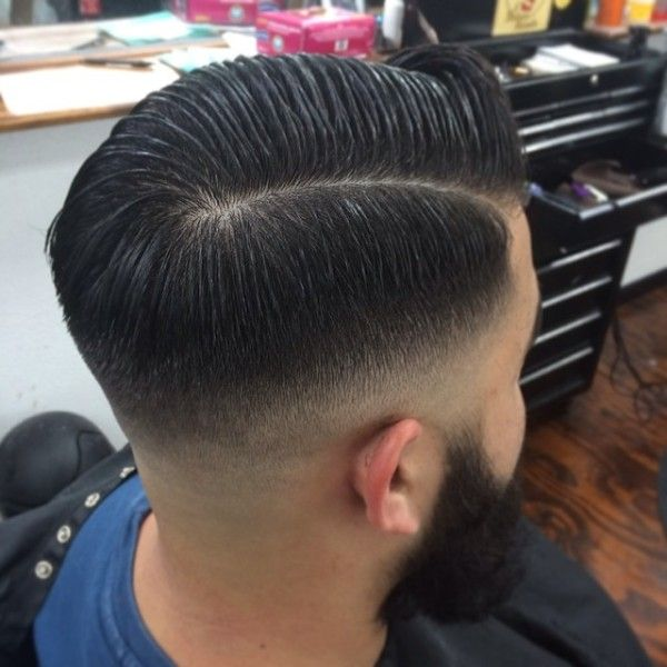 tapered