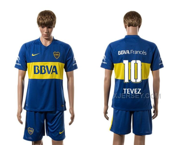 http://www.xjersey.com/201516-boca-juniors-10-tevez-home-jersey.html 2015-16 BOCA JUNIORS 10 TEVEZ HOME JERSEY Only $35.00 , Free Shipping!
