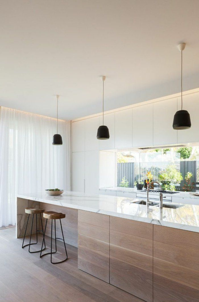 Best 25+ Rideaux cuisine moderne ideas on Pinterest   Rideaux ...
