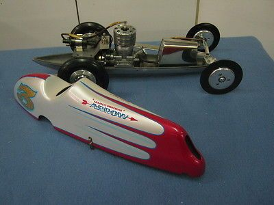 NOS-1947-DOOLING-61-FAIRABEND-TETHER-CAR-RACER-PROFESSIONALLY-BUILT-NEVER-RACED
