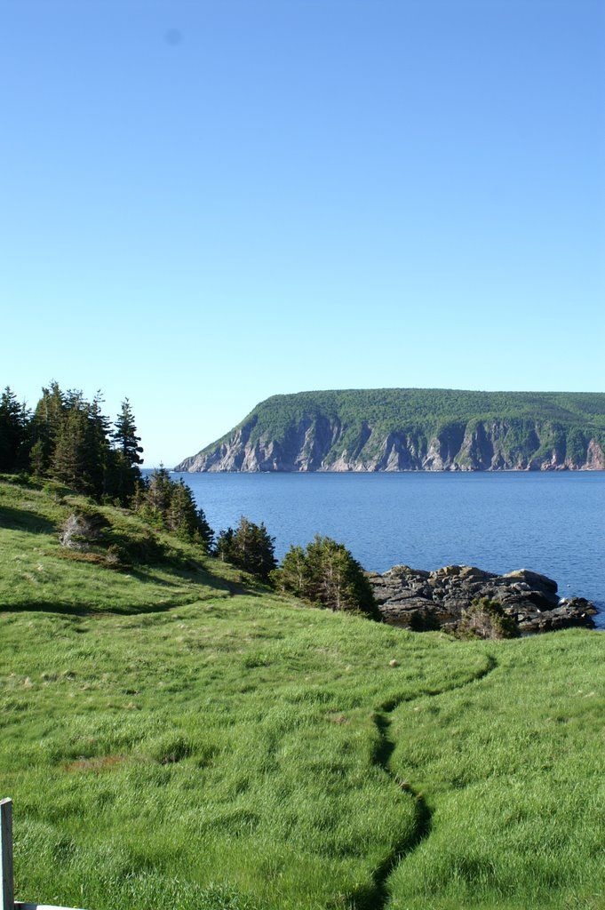 Cape Smokey, Cape Breton Highlands National Park, Nova Scotia, Canada
