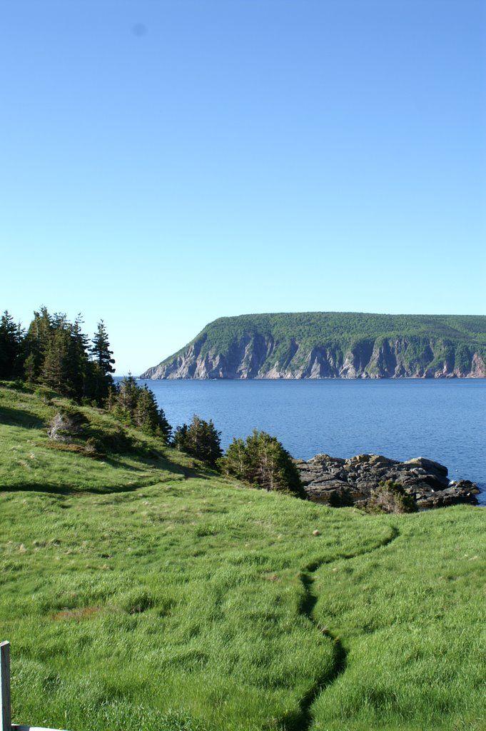Cape Smokey, Cape Breton Highlands National Park, Nova Scotia, Canada