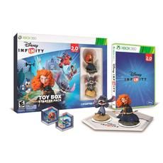 Disney Infinity 2.0: Toy Box Starter Pack - XBOX 360