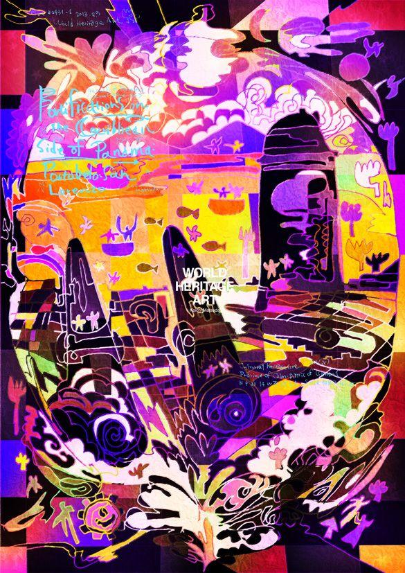 #0431-1 #パナマのカリブ海側の要塞群 #パナマ共和国 #Fortifications on the #Caribbean Side of #Panama: #Portobelo-San #Lorenzo Republic of #Panama_ PA_ Central America_ in Danger (2012) , Cultural_ (i)(iv)_N9 33 14 W79 39 21_ 1980_ Ref:135