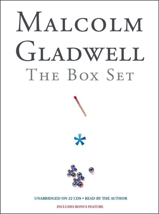 Every book Malcolm Galdwell wrote ever.