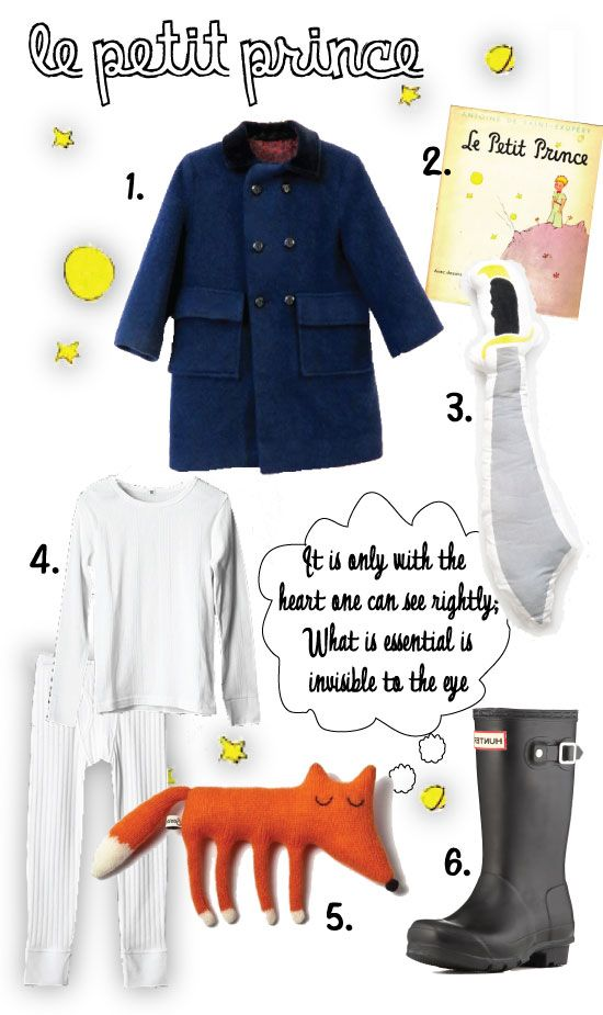 outfit inspiration: the little prince