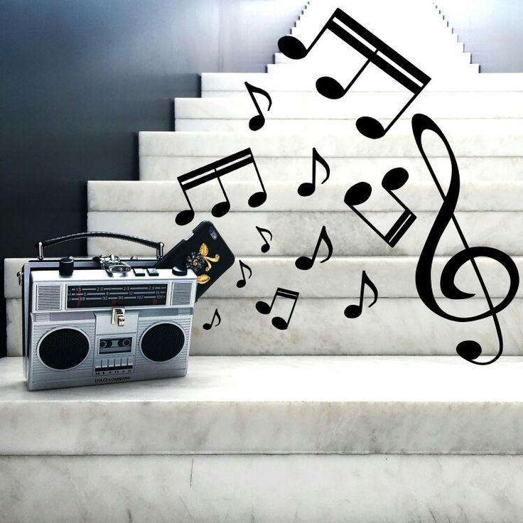 dolcegabbana Make Music with the #DGDOLCERADIOBAG #DGwomen