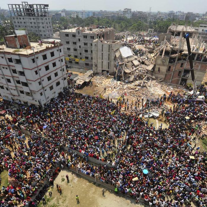 Rana Plaza factory collapse: Australian clothing retailers yet to sign Bangladesh safety accord