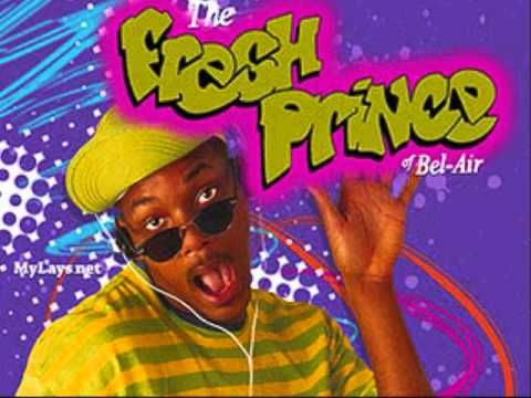 Cool Fresh Prince of Bel Air Theme Song