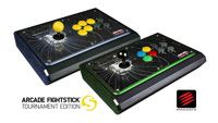 """Mad Catz Tekken Tag Tournament 2 arcade fightstick Tournament Edition S+"" I Want, I Want, I Want!"