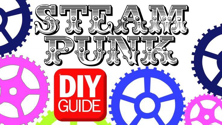 Best STEAMPUNK DIY : DIY Guide - Threadbanger