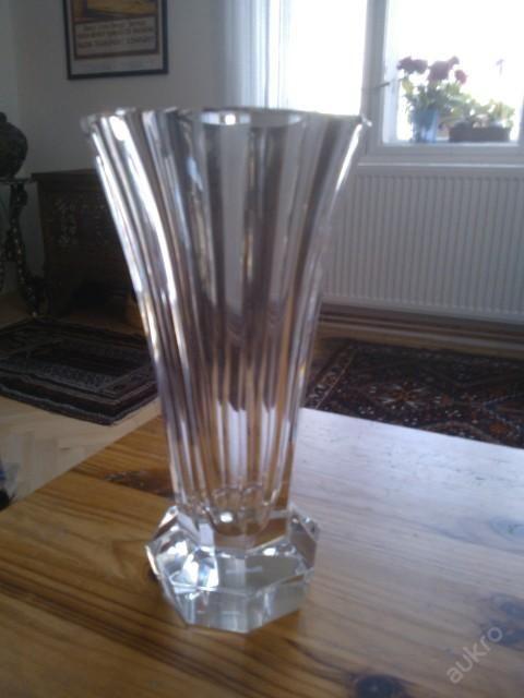 Váza Moser Unity 28 cm