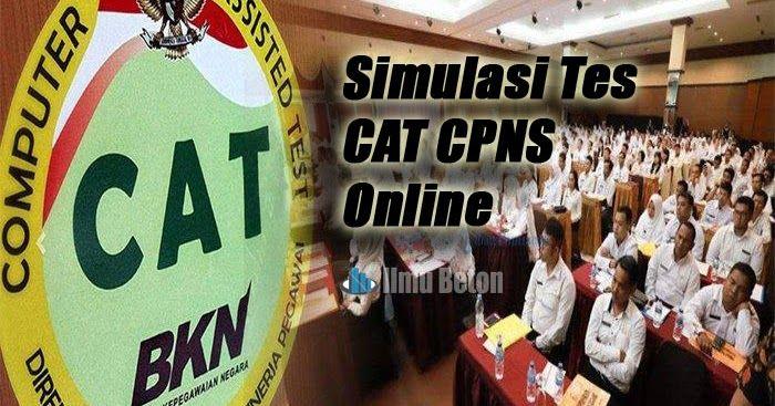Simulasi Tes Cat Cpns Ini Berisi Tes Intelegensi Umum Tiu Tes Wawasan Kebangsaan Tkw Dan Tes Karakteristik Pribadi Tkp Setiap T Latihan Gratis Petunjuk