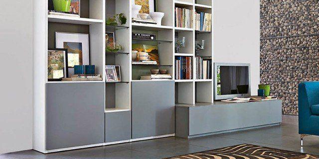 """Librerie componibili: i mobili più """"importanti"""" del ..."""