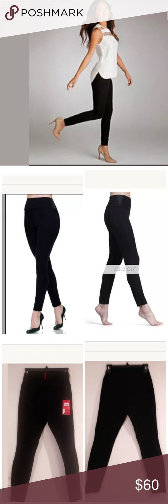 Selling this NWT READY TO WOW WOVEN TWILL LEGGINGS 2067 on Poshmark! My username is: lo10mt. #shopmycloset #poshmark #fashion #shopping #style #forsale #SPANX #Pants