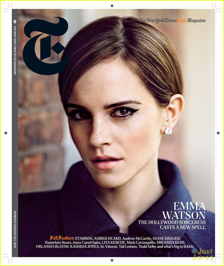 emma watson- her makeup is so pretty hereEye Makeup, Cat Eye, Shorts Hair, Emmawatson, Emma Watson, Fall Fashion, Fashion Fall, New York Time, Magazines Covers