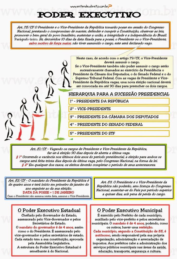 Estrutura Do Poder Executivo
