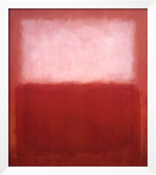 I want a Mark Rothko Print for my next apartment. I might just want an entire room covered by Mark Rothko prints.
