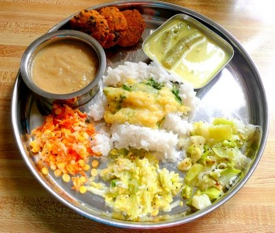 Brindavan--Pure veg karnataka recipes: Karnataka Festive Food