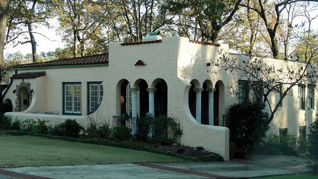 1000 images about mission style homes on pinterest for Mission stucco