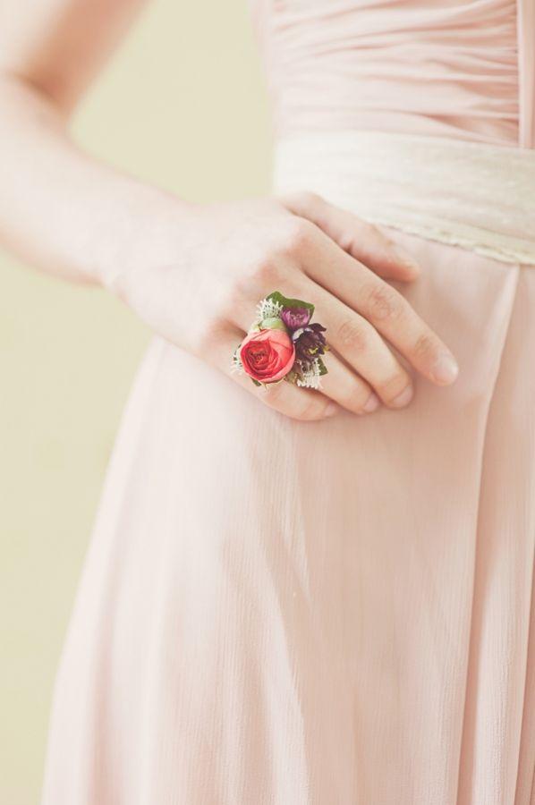 flower ring #sposopoli #wedding #matrimonio
