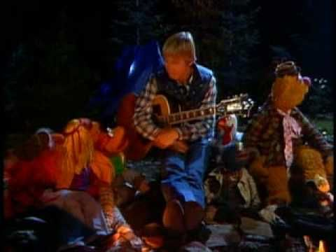 John Denver and The Muppets - Man Eating Chicken and Grandma's Feather Bed - YouTube  FOR JENNIFER