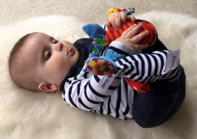 Baby's first toys giftset
