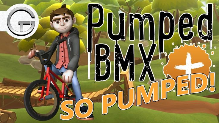 Pumped BMX  Let's Play - This Free PS Plus Game is Awesome! https://youtu.be/7LYIFYouNQo