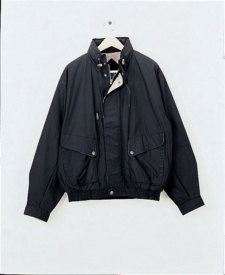 High Peak Jacket With Poplin Lining (65% Polyester/35% Cotton)  Style#: Tri mountain 5400 #Jacket #men #Trimountain