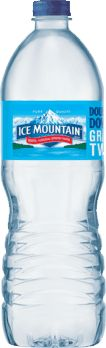Ice Mountain® Brand Natural Spring Water