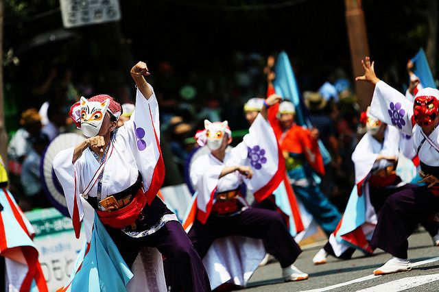 高知よさこい祭り2013 | Flickr - Photo Sharing! - Zokkon Machida 98
