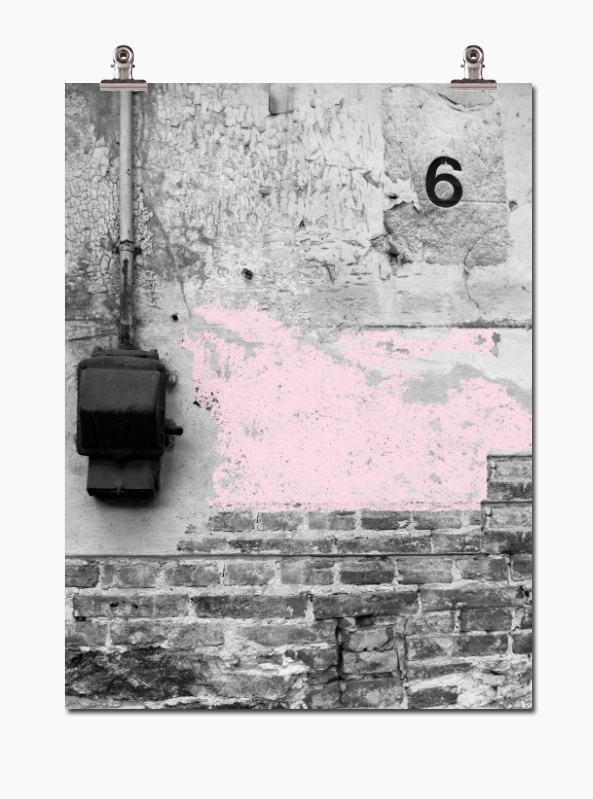 Wallstuff - Poster Garage no 6