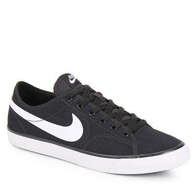 Tênis Casual Nike Primo Court 631691 - Preto