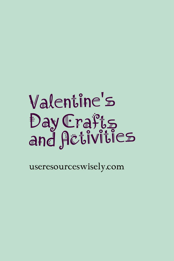 38 best No-Candy Valentine Ideas images on Pinterest | Valantine day ...
