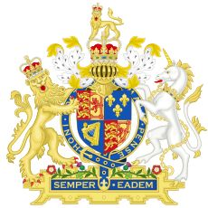 Coat of Arms of Great Britain (1707-1714).svg