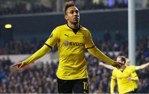 Aubameyang Ingin Terus Bertahan di Dortmund