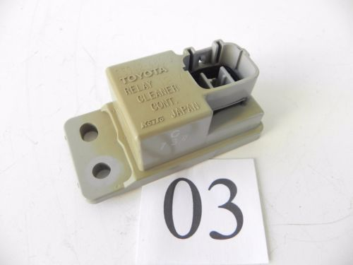 2007 LEXUS RX400 AWD HEADLAMP WASHER CLEANER RELAY 85942-48010 OEM 260 #03