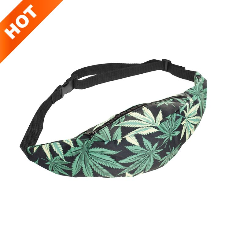 New 3D Colorful Waist Pack for Men Fanny Pack green leaves Style Bum Bag Women Money Belt Travelling Mobile Phone Bag #>=#>=#>=#>=#> Click on the pin to check out discount price, color, size, shipping, etc. Save and like it!