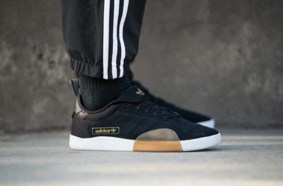 wholesale dealer 96b4f f0817 The adidas Core Black (Style Code and Clear Onix (Style Code expands  adidas Skateboardings lineup releasing in September 2018